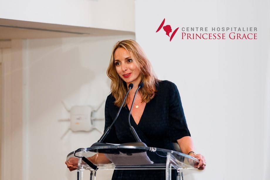 Benoîte de Sevelinges, 36 ans, prendra la tête du CHPG le 1er juillet 2018.