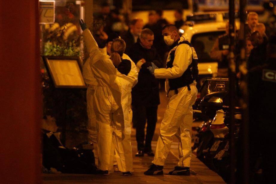 L'attaque a été revendiquée par le groupe djihadiste Etat islamique.