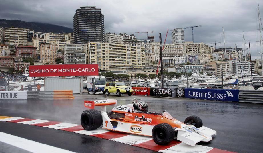 Le 11ème Grand Prix Historique de Monaco a rencontré un énorme succès