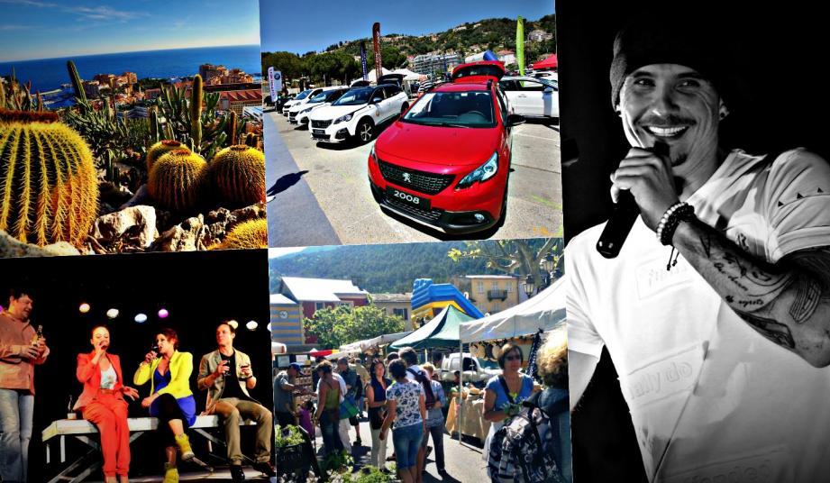 Fête des jardins, fête du printemps, salon de l'auto et du camping-car,... Il y en aura pour tous les goûts ce week-end entre Menton et Monaco