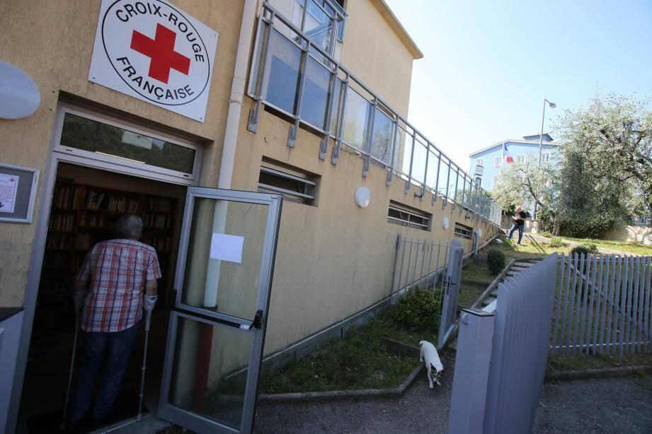 Les nouveaux locaux de la Croix-Rouge s'installent sur avenue des Rives, à Villeneuve-Loubet