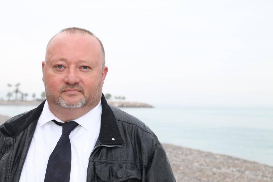 Olivier Chantreau a été élu maire, le mois dernier, après la démission de Philippe Rion.