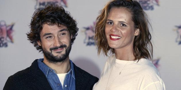 Laure Manaudou et Jérémy Frérot.
