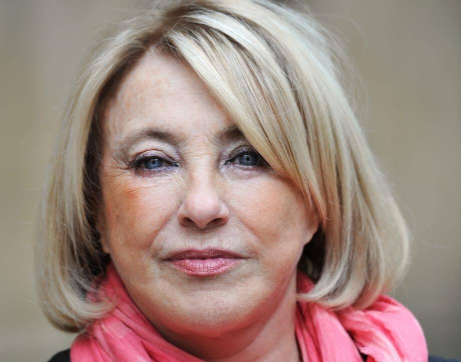 Maryse Joissains-Masini, maire LR d'Aix-en-Provence.