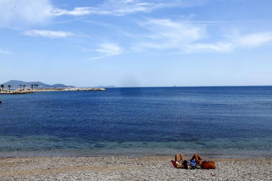 La plage du Mourillon (image d'illustration).