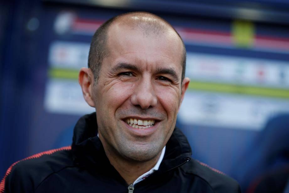 Le coach de Monaco peut avoir le sourire.