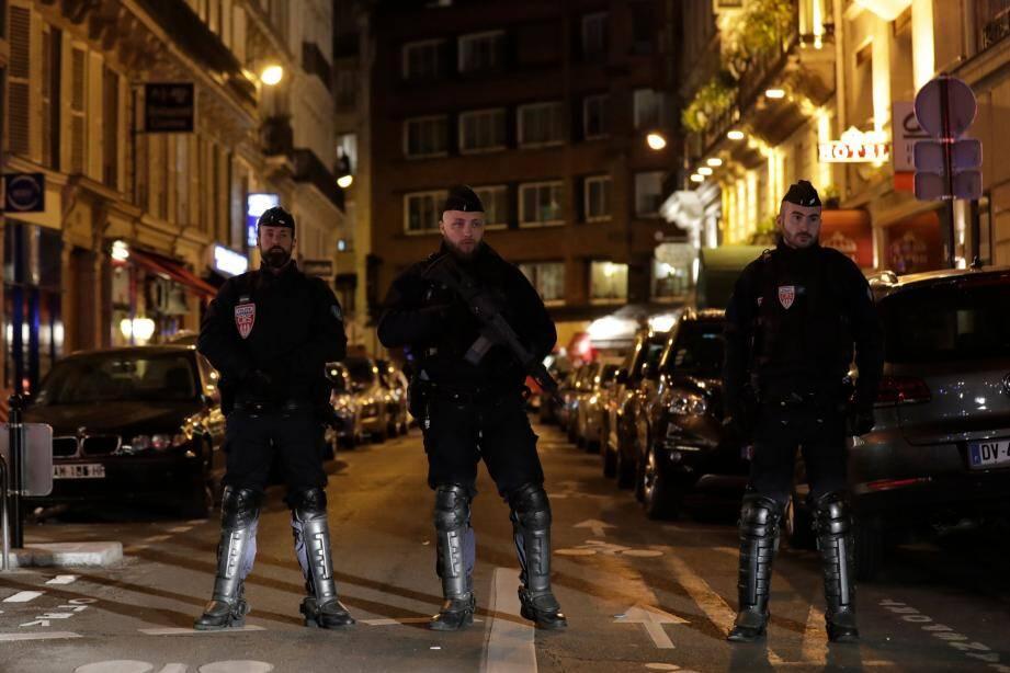 Le drame s'est noué près de l'Opéra.