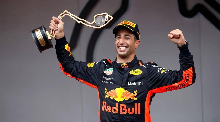 Ricciardo, intouchable à Monaco ce week-end.