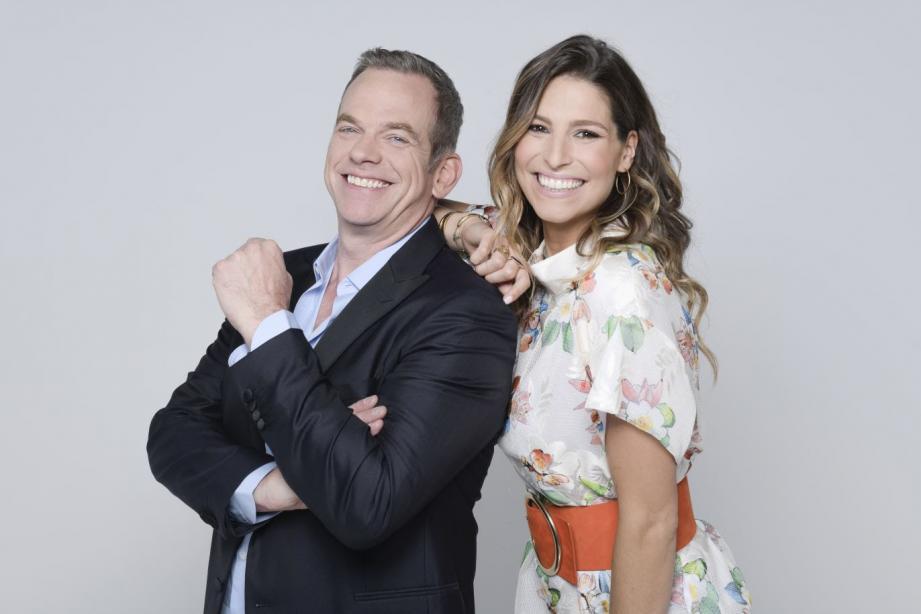 Garou et Laury Thilleman animeront l'émission retransmise en direct de 21h à 1h le 21 juin.