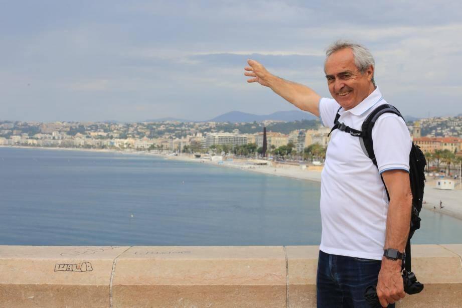 Visite de Nice avec un greeter
