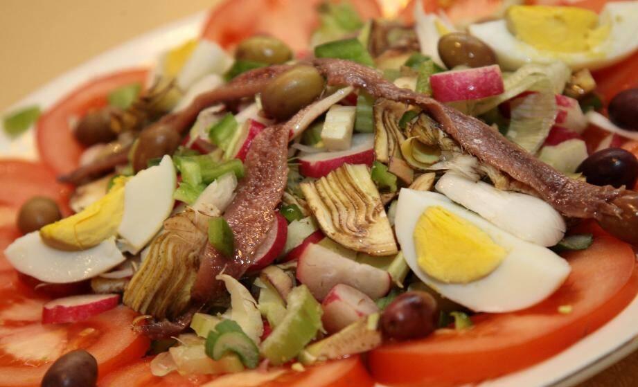 La salade niçoise obéit à des règles…