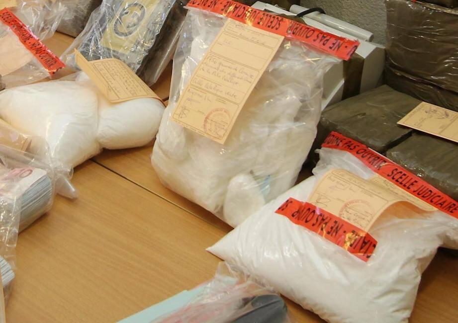 16kg d'héroïne ont été saisis en Italie.