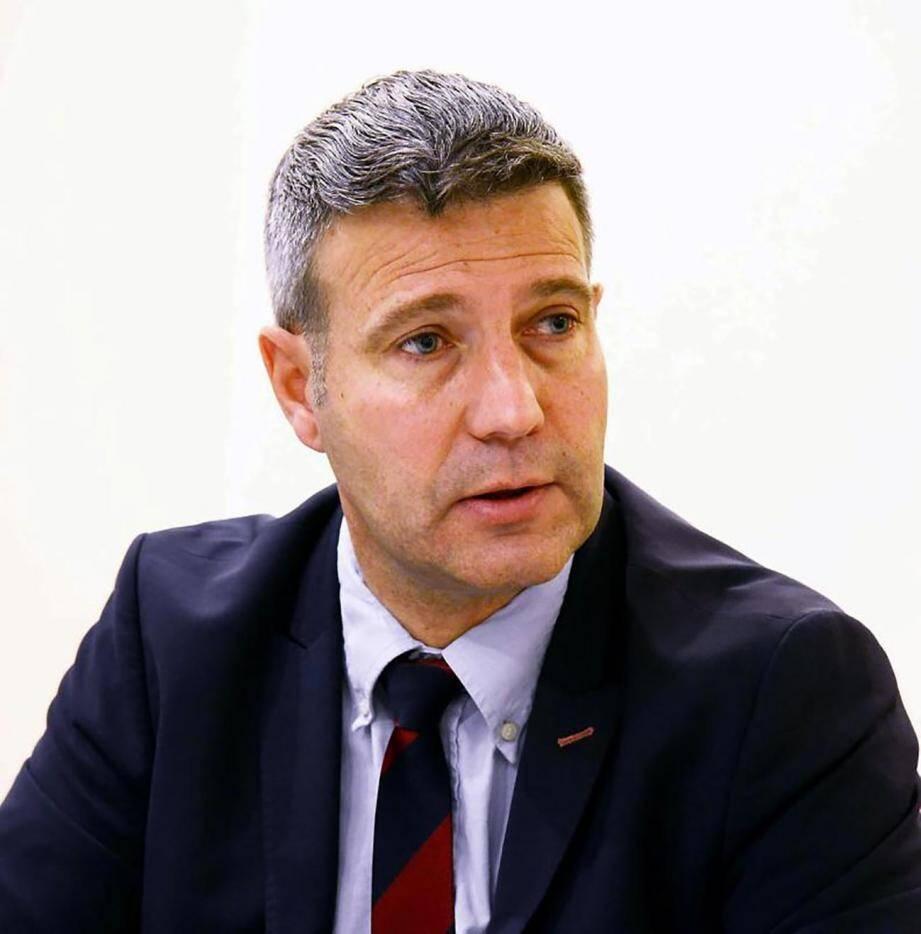 Laurent Toulet.