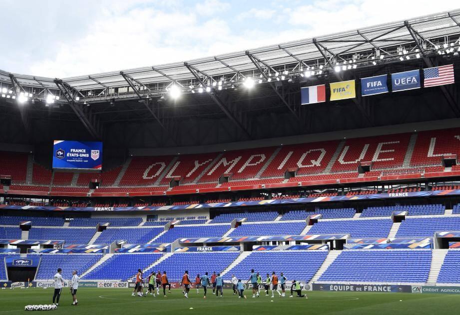 Les Bleus vont jouer à Lyon, ce soir, avant de s'envoler pour la Russie demain et enfin débuter l'aventure.