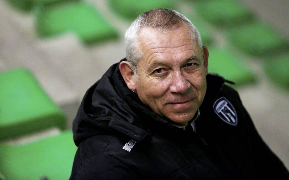 Pascal Aubert a déjà la tête tournée vers la saison 2018-2019.