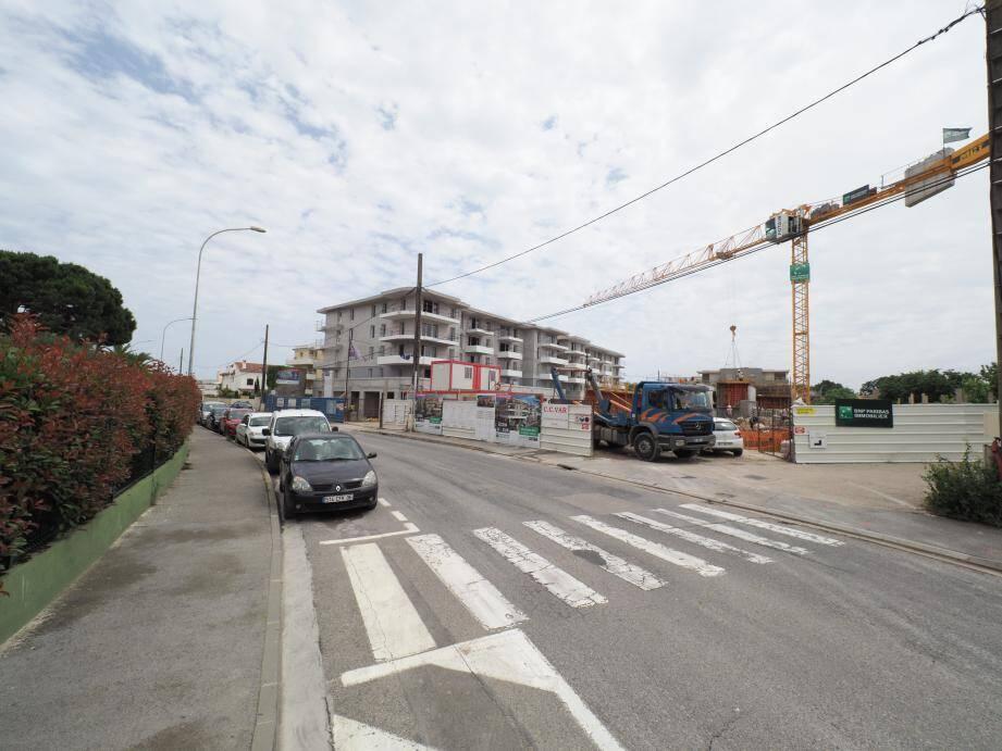 Un secteur classé à enjeux dans le futur PLU de la ville.
