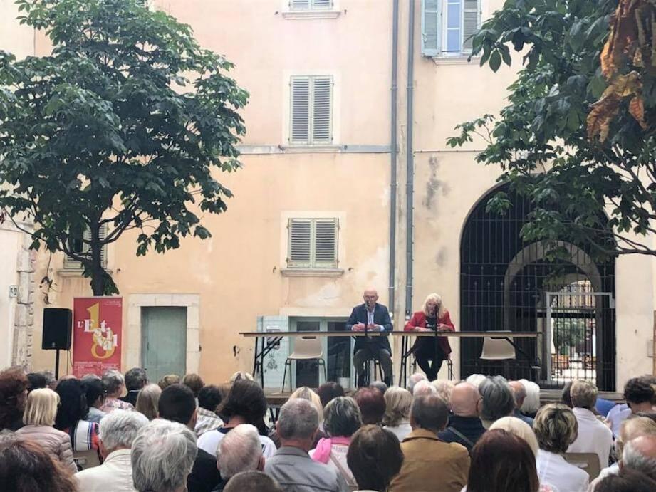Le festival commence demain mercredi avec « Les pianos sauvages ».