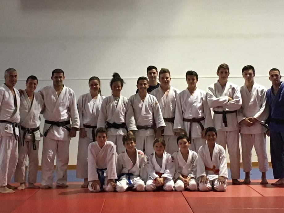Les judokas du club intercommunal de Puget-Roquebrune-sur-Argens collectionnent les victoires!
