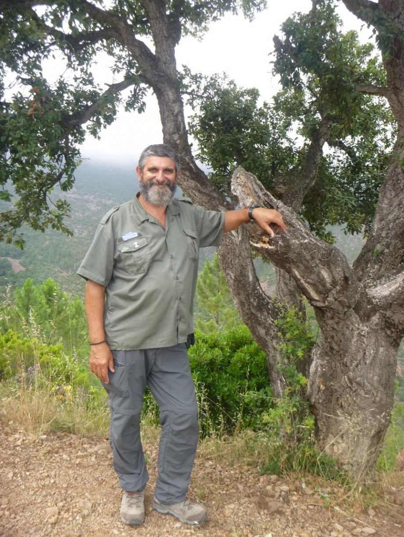 Joseph Di Caro dévoile son « plus bel endroit du monde ».(DR)