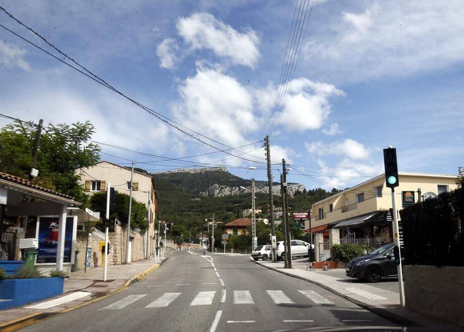 Fin 2019, le quartier des Moulins devrait être entièrement raccordé à la fibre optique.