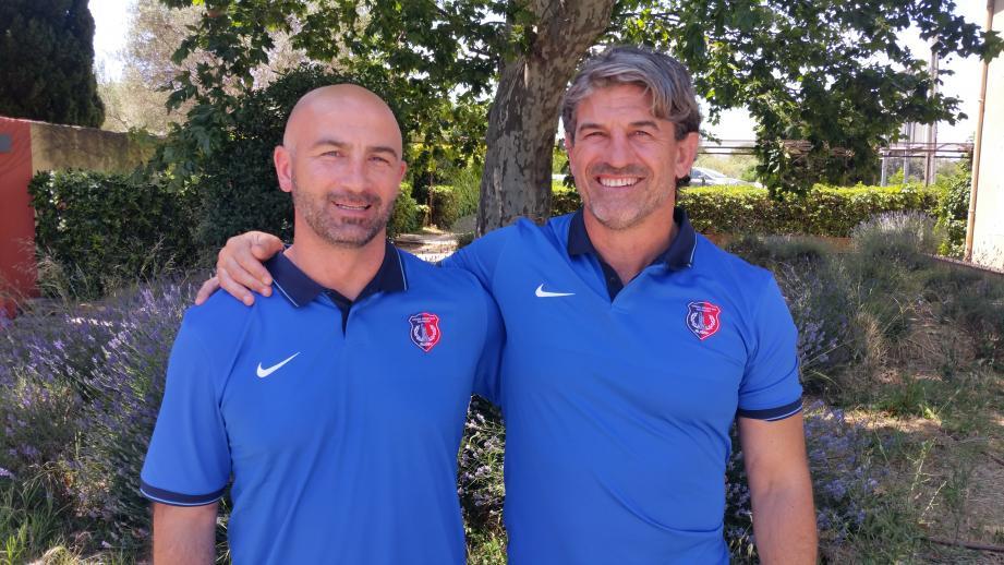 Il reste comme un goût d'inachevé pour le duo d'entraîneurs, Boutet et Aureille.