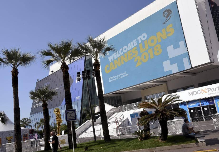 Le Festival mondial de la publicité débute aujourd'hui.