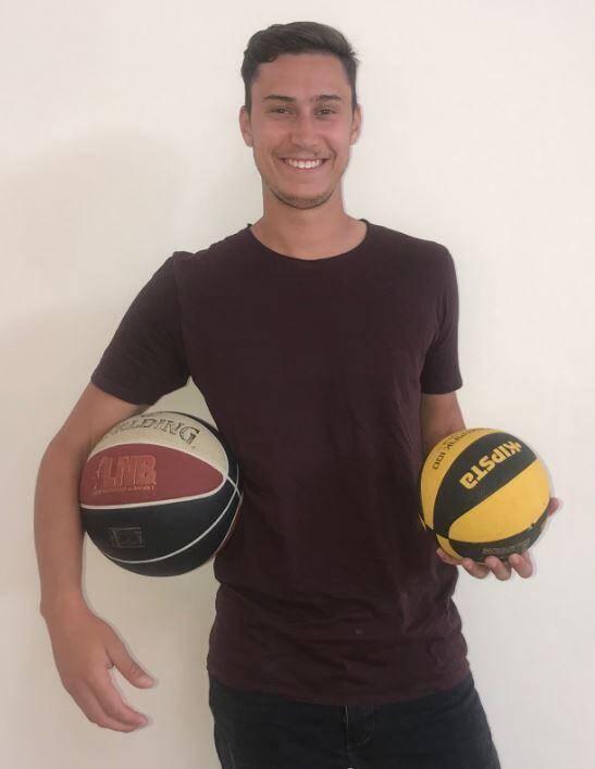Johann Ros attend les jeunes basketteurs, le 23 juin, pour une journée portes ouvertes au gymnase Vallon.