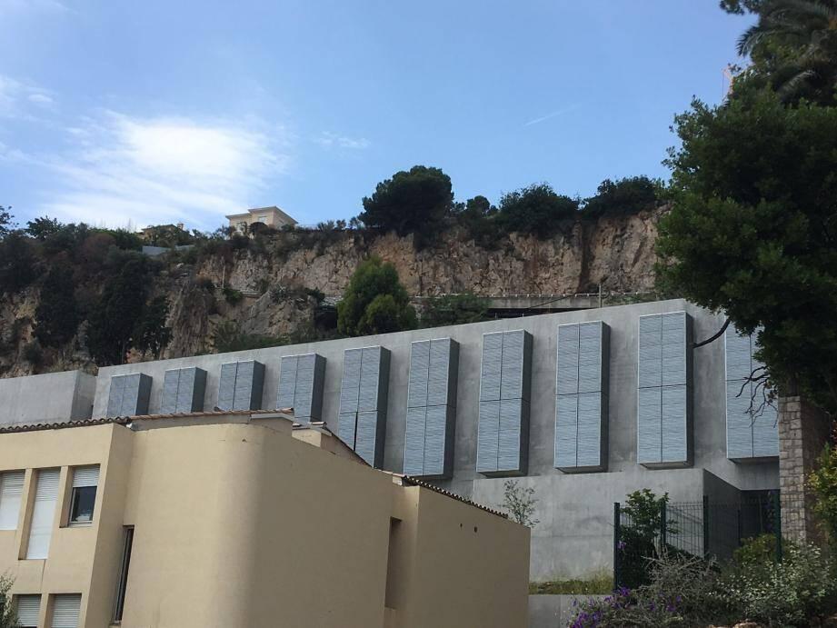 L'investissement a été de 6,6 millions d'euros pour ce nouveau bâtiment.