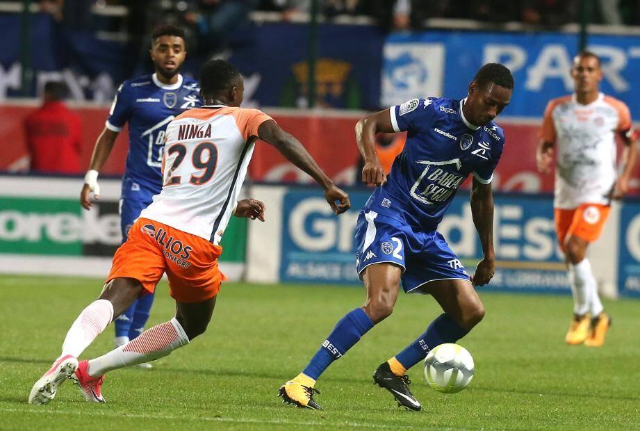 Né à Nice et originaire de la Martinique, Christophe Hérelle était suivi par la cellule recrutement niçoise depuis sa première saison de Ligue 2 sous les couleurs de Créteil (33 matchs en 2015-16).