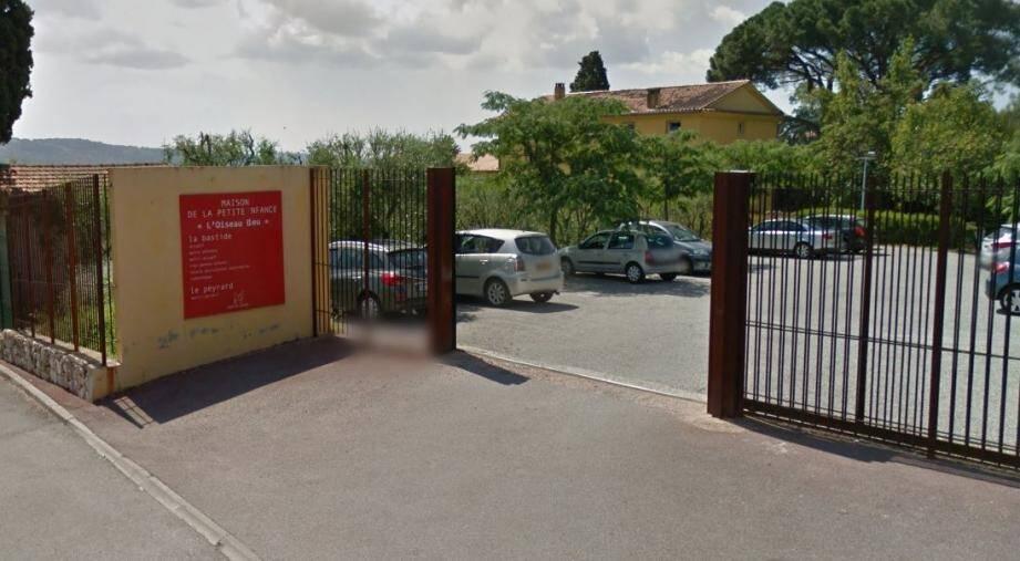 L'entrée de la maison de la Petite enfance.(Capture d'écran Google Street View)