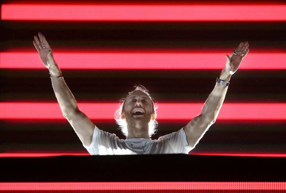 Le DJ star se produira au Castellet.