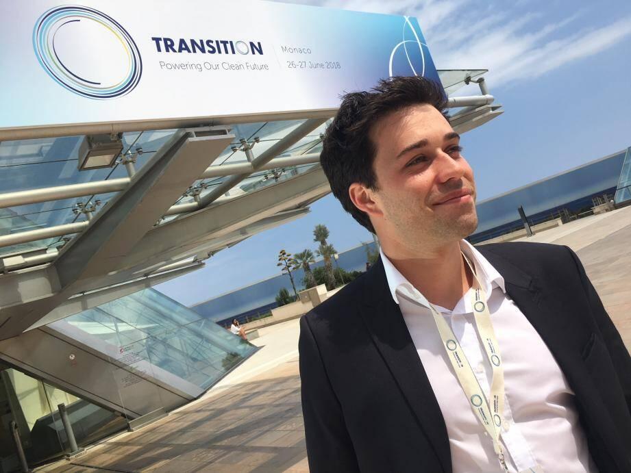 Bastien Quinnez, confondateur de la société Protifly.