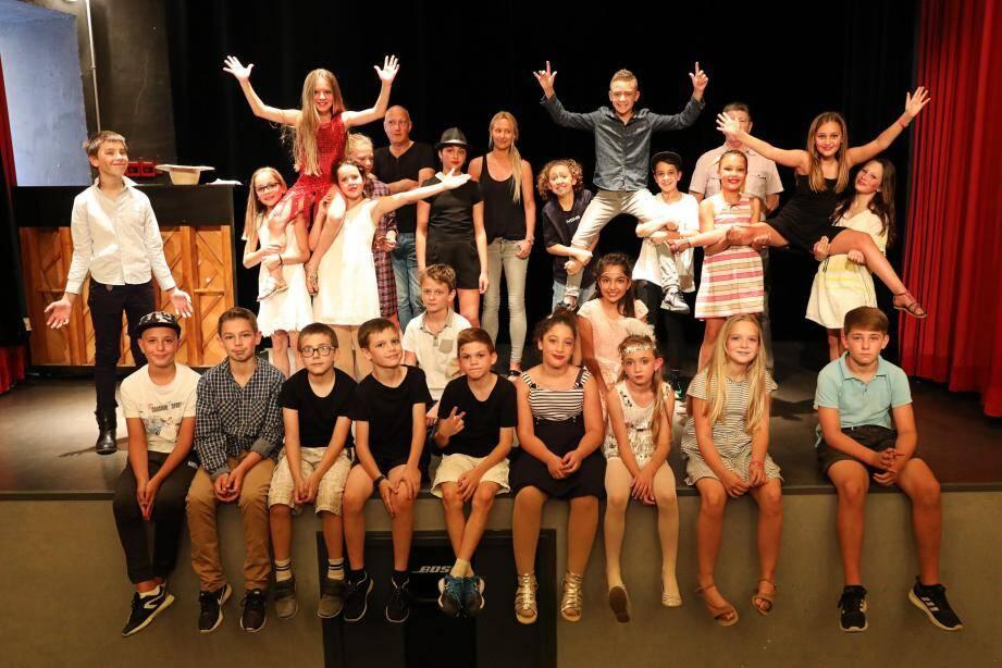 Au programme du théâtre, de la danse et une chorale pour les écoliers et collégiens.