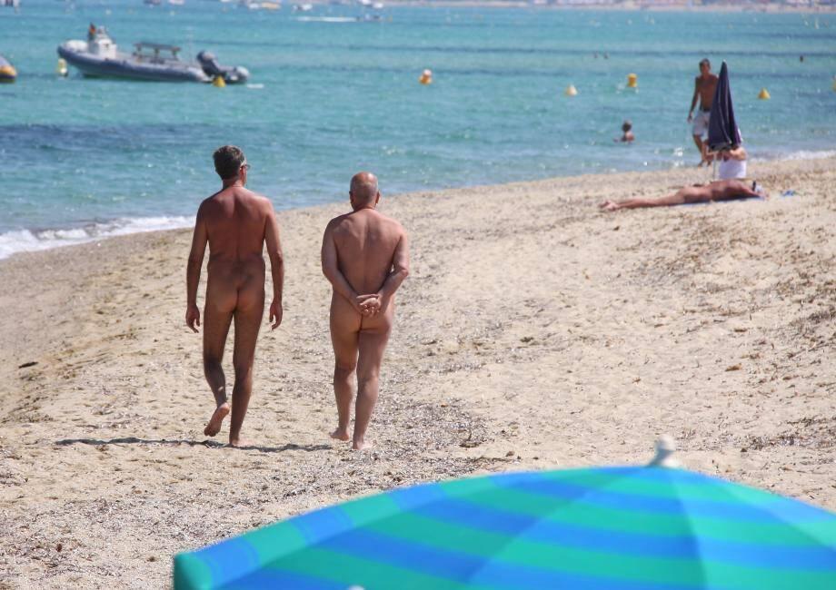 Le naturisme est plus répandu dans le Var que dans les Alpes-Maritimes. Ici à Ramatuelle.