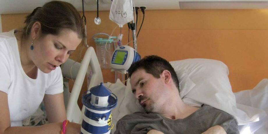 Vincent Lambert est dans un état végétatif depuis un accident en 2008.