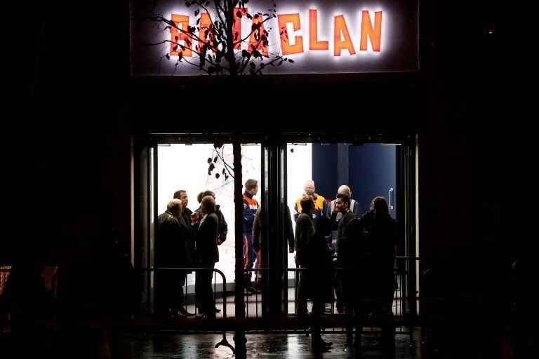 La salle du Bataclan, le soir des attentats du 13-novembre.