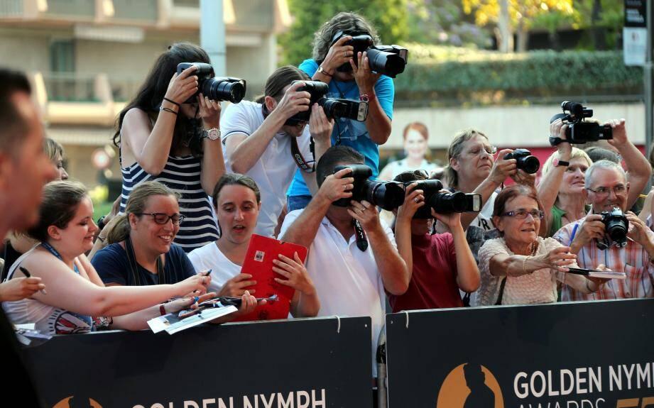 Faites chauffer les appareils, les stars de la télé débarquent ce vendredi à Monaco !