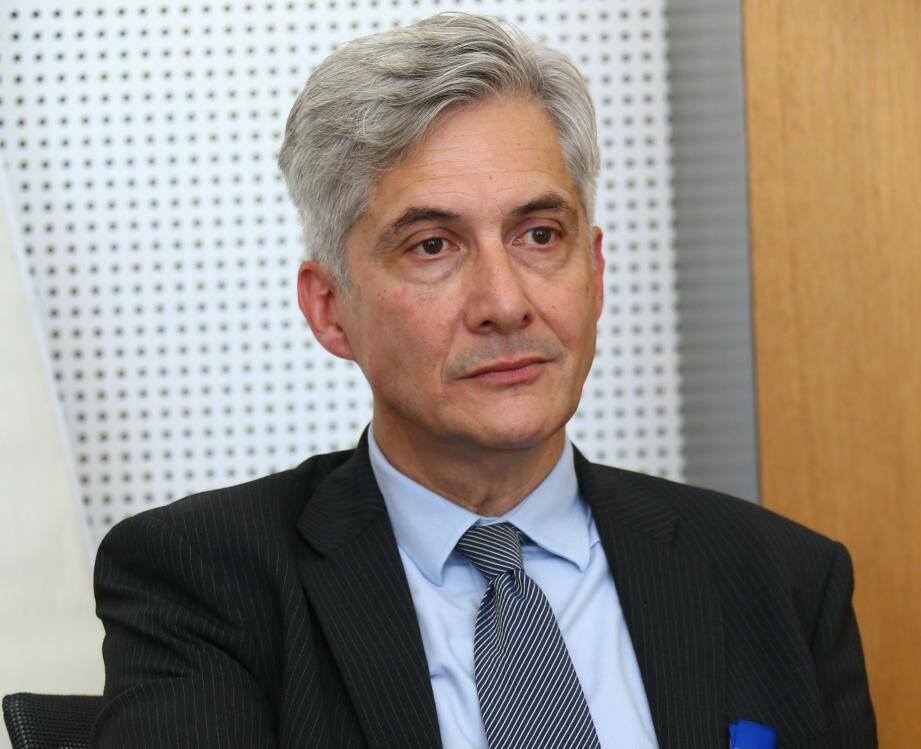 «La polyvalence demande une évolution des mentalités», explique Yves Servant, directeur de l'hôpital.