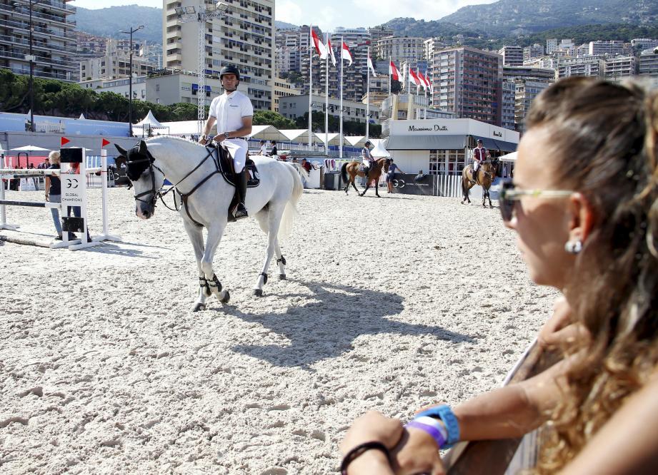 La piste de Monaco offre de la proximité aux spectateurs.
