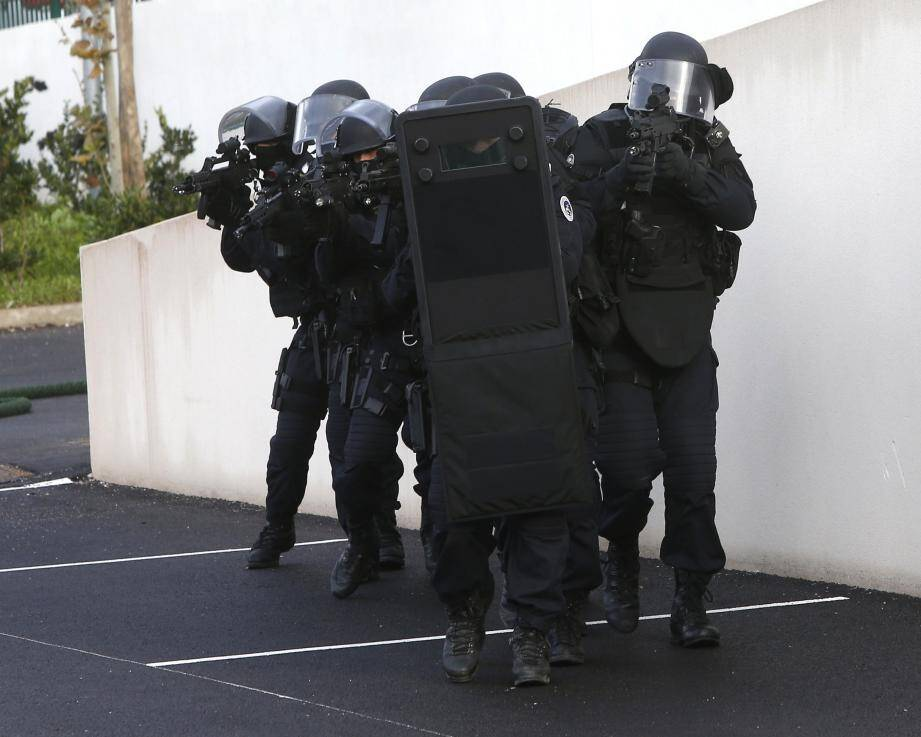 Image d'illustration du GIGN.