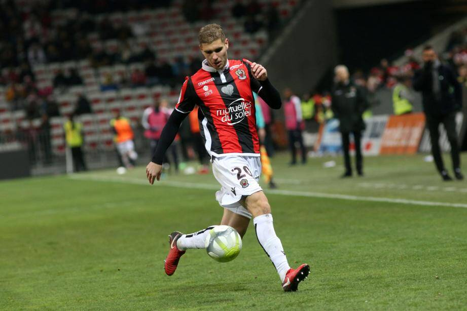 Maxime Le Marchand est courtisé par la Fiorentina.