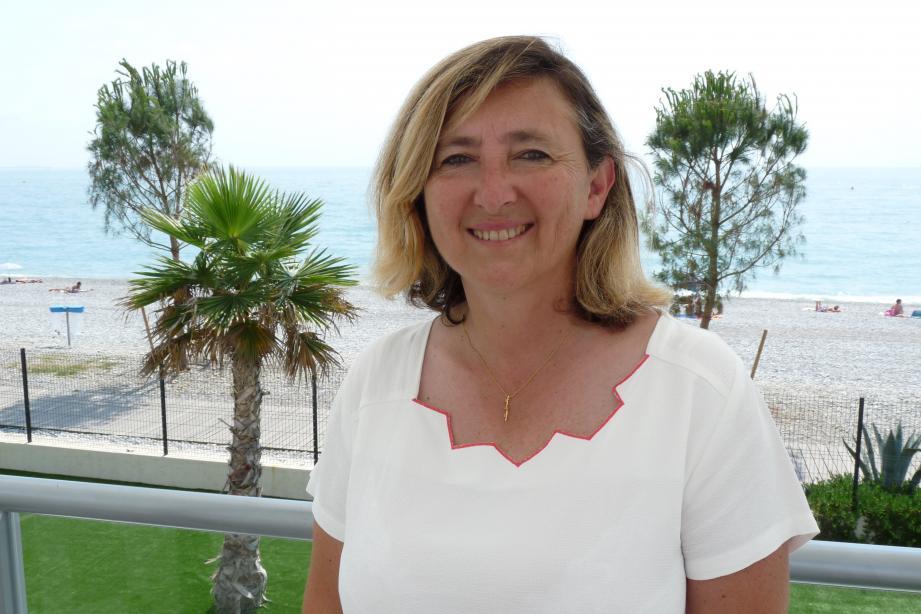 Patricia Brégère est la nouvelle direxctrice de l'office de tourisme de Villeneuve-Loubet.