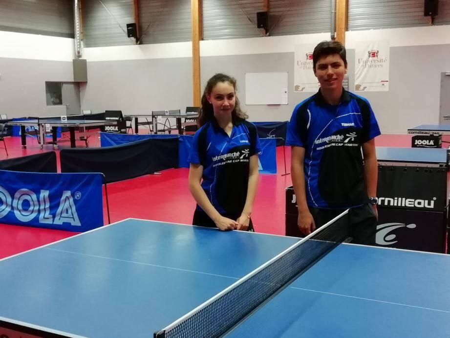 Les jeunes du Stella Sport n'ont pas démérité à Poitiers.(DR)