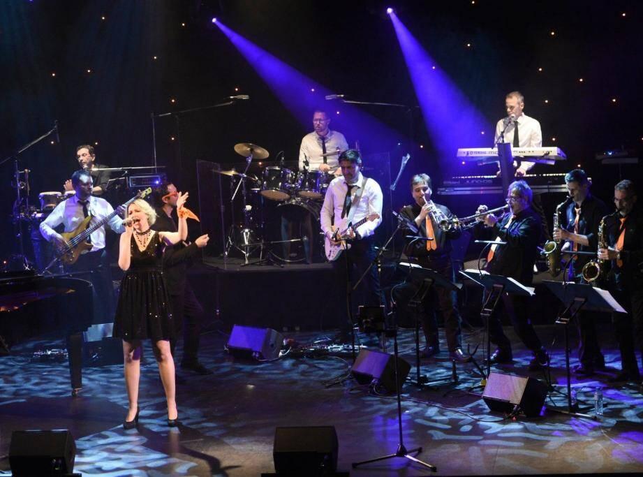 Le groupe « Good Times Foundation » animera le bal vendredi avec 10 musiciens et chanteurs.(DR)
