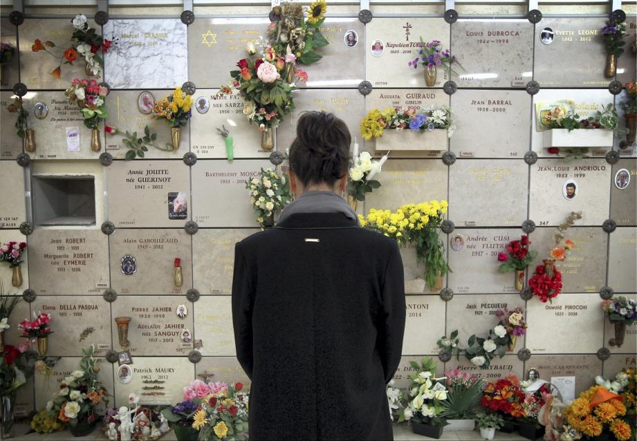 Un columbarium.