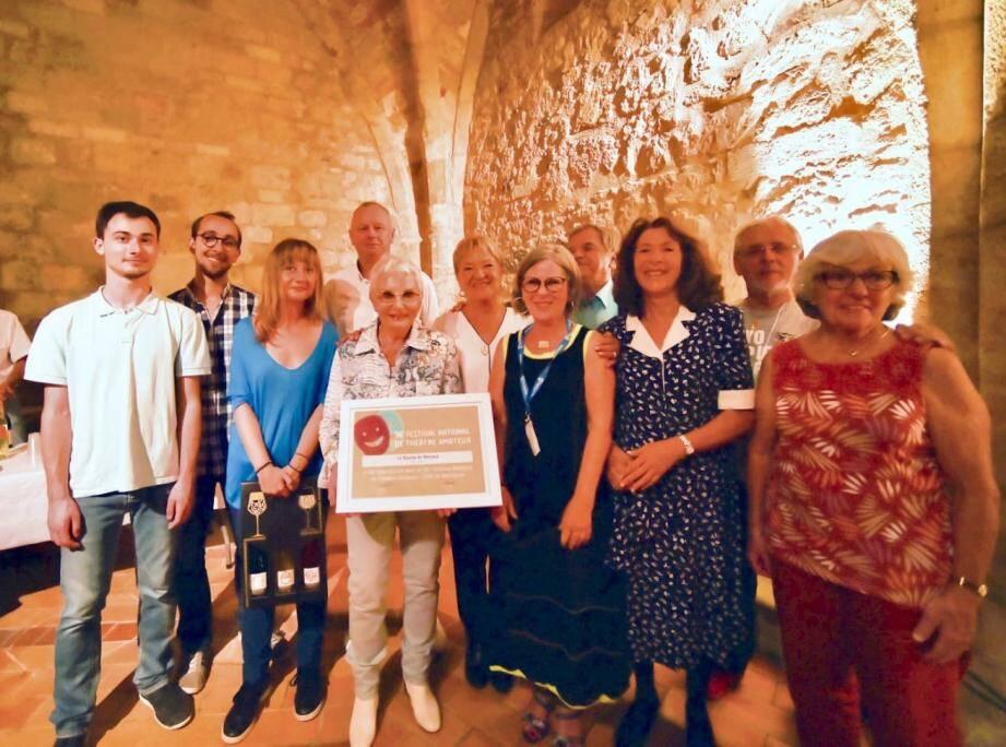 Le Studio de Monaco à l'honneur à Narbonne.(DR)