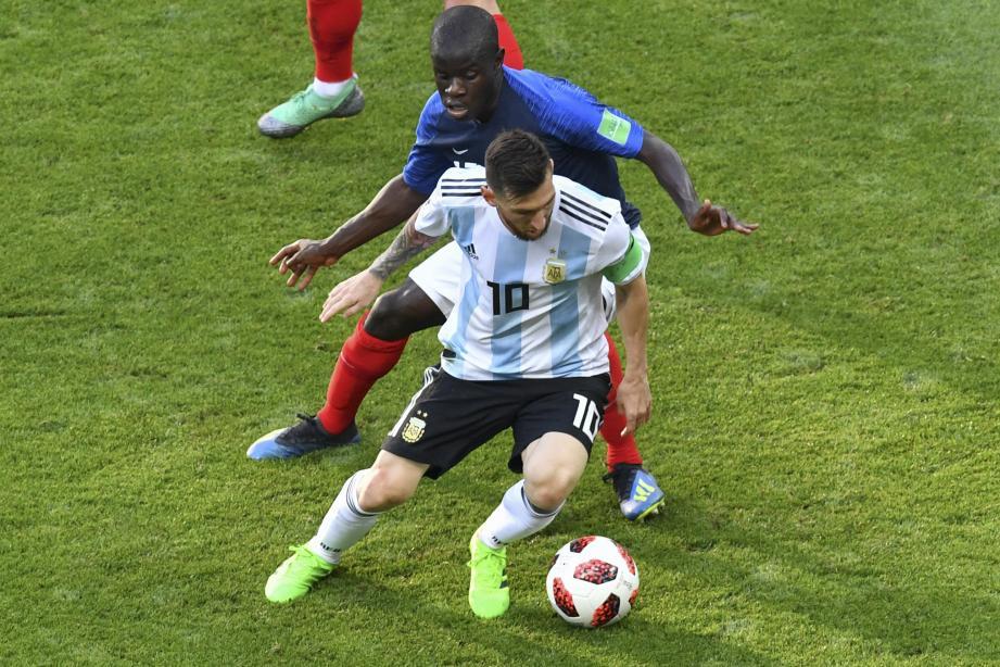 Le huitième France - Argentine (4-3) restera le match le plus beau de ce Mondial.