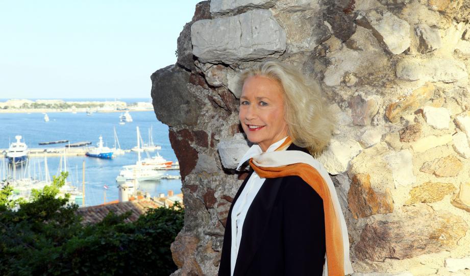 La voix de Brigitte Fossey envoûtera le Chateau des Terrasses.