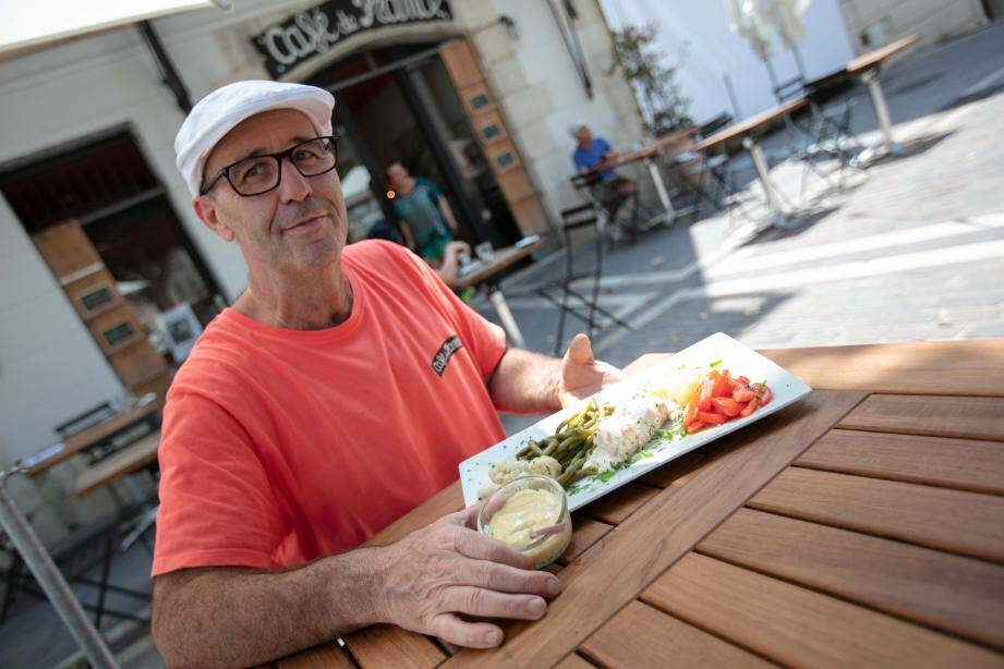 Eric Campo : « Ma cuisine vient du fond de mes racines : de la Sicile et de cette terre maralpine. »