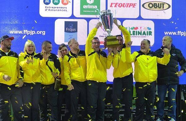 Vainqueurs de la Coupe de France 2018, les Niçois du Case à l'assaut de l'Europe.